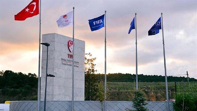 Türkiye Futbol Federasyonu.