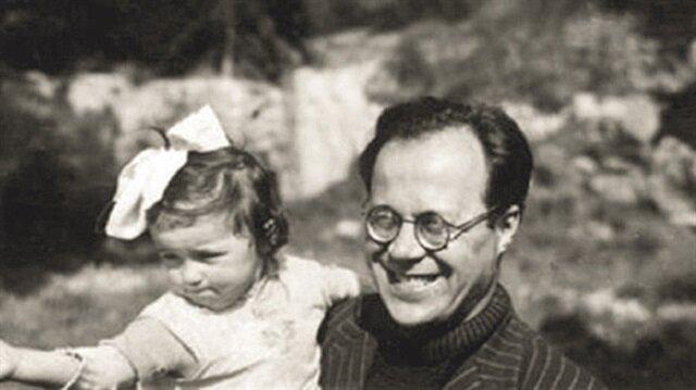 Ümit Meriç'in, babası Cemil Meriç'in kitaplarından bahsettiği güzel bir söyleşisi yayınlandı