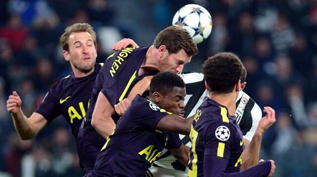 Şampiyonlar Ligi'nde Juventus ile Tottenham karşı karşıya geldi ve maç 2-2 beraberlikle son buldu.