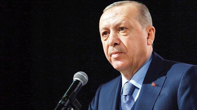 Cumhurbaşkanı Erdoğan, Münbiç'te PKK'lı teröristlerle poz verip Türkiye'yi tehdit eden ABD'li generalleri sert biçimde uyardı
