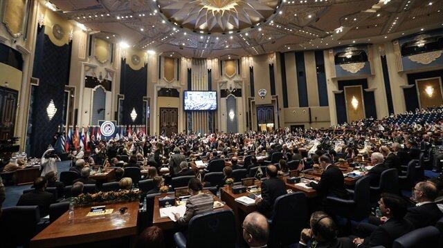 Irak'ın Yeniden İmarına İlişkin Uluslararası Bağışçılar Konferansı Kuveyt'te yapıldı.