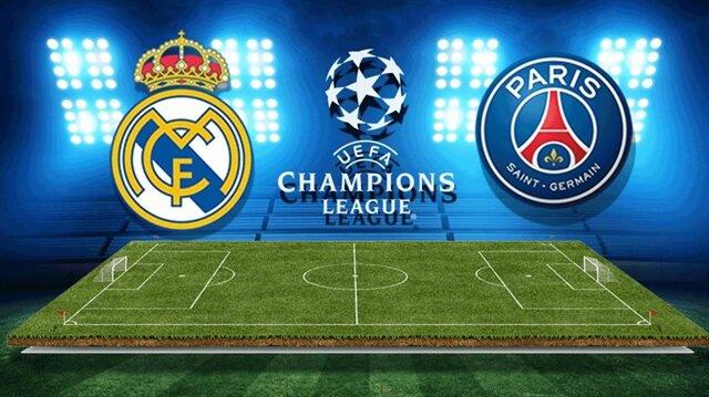 Şampiyonlar Ligi'nde Real Madrid ile Barcelona karşı karşıya geliyor.