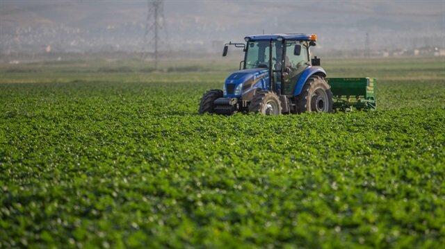 Tarım-ÜFE Ocak ayında yüzde 1,62 arttı