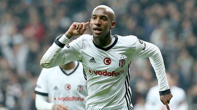 Beşiktaş'a 2 yıllığına kiralık olarak gelen Talisca'nın siyah-beyazlılarla olan sözleşmesi Haziran ayında sona eriyor.