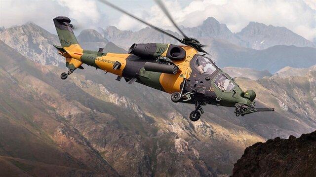 Afrin'de hafta sonu bir helikopterimiz kırıma uğramıştı.