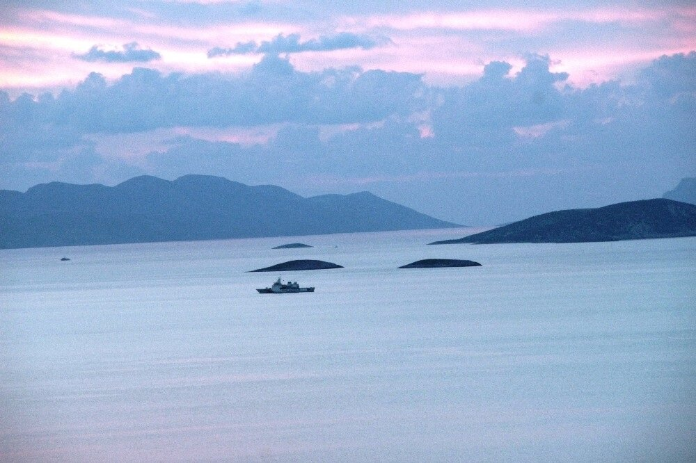 Turkey urges Greece to decrease tension in Aegean Sea