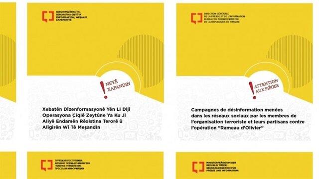 BYEGM, 8 dilde kitapçık hazırladı