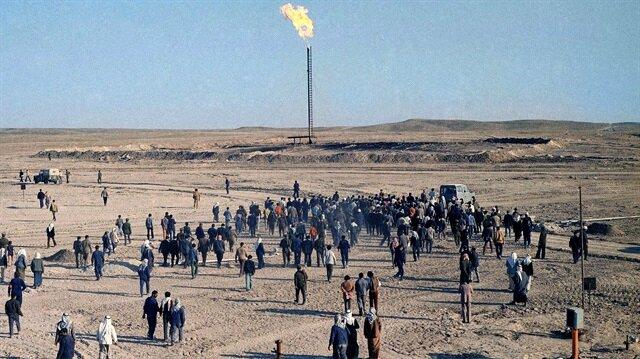 Suriye'deki petrol yatakları önemli bir ekonomik güç olarak bölge için finans kaynağı.