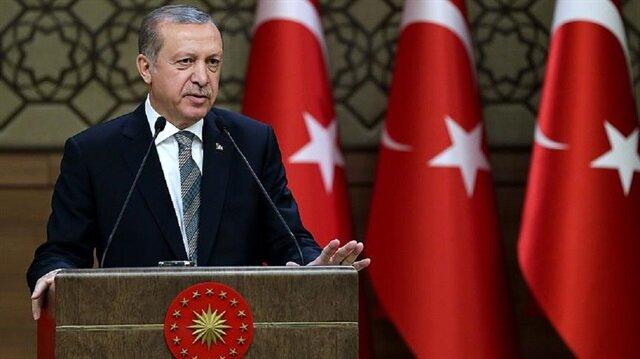 Erdoğan, Uyum Komisyonu üyeleri ile görüştü