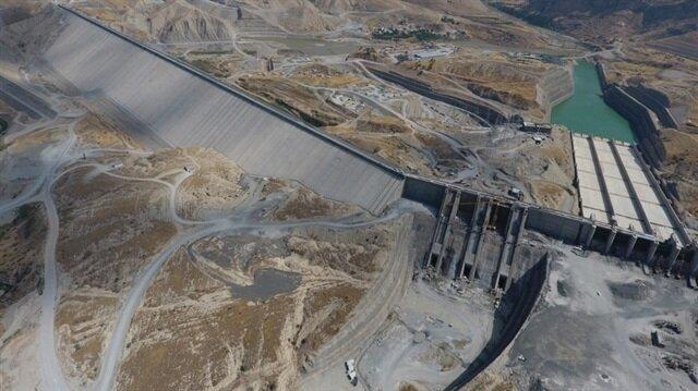 Ilısu Barajı ve HES'in tamamlanması için yürütülen çalışmalarda sona gelindi.