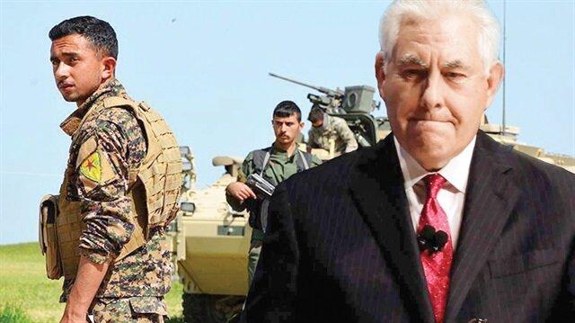 """ABD Kongresi'ne sunulan istihbarat raporunda YPG'nin """"PKK'nın Suriye'deki milis gücü"""" ve """"otonom bir bölge arayışında"""" olduğu belirtildi"""