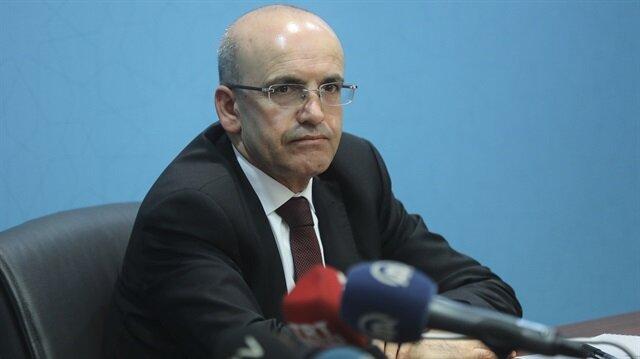 Başbakan Yardımcısı Mehmet Şimşek açıklamada bulundu.