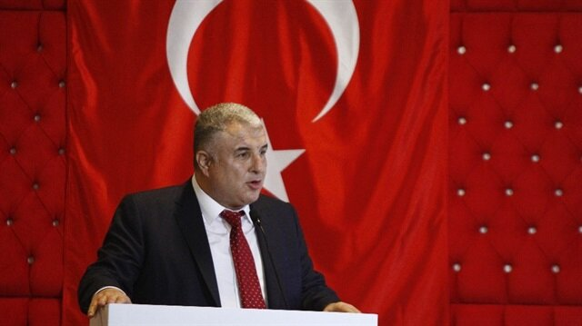 Antalyaspor Başkanı Cihan Bulut