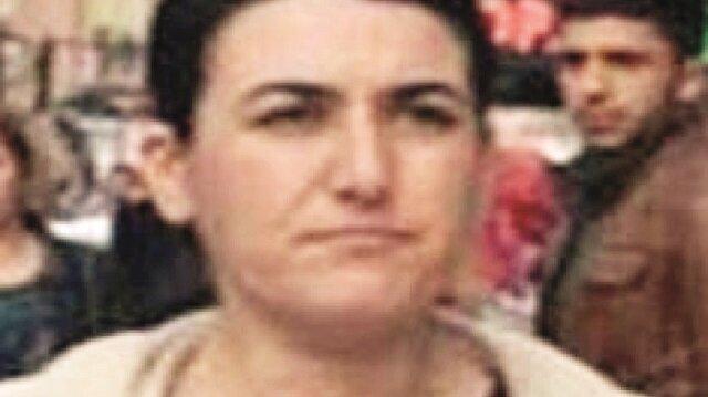 DHKP-C'li terörist Nurhan Yılmaz, dün Şişli'de yakalandı.