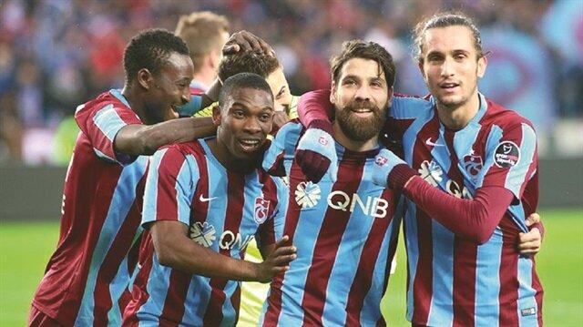 Trabzonspor, İstanbul takımları karşısında 313 gündür yenilgi yüzü görmüyor.