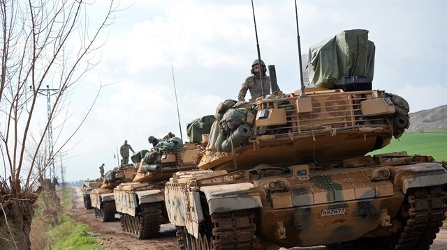 Turkey denies use of chemicals in Syria's Afrin, says accusations baseless