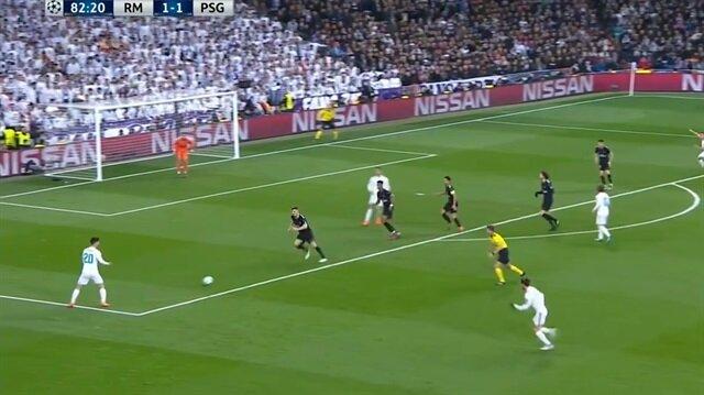 Real Madrid 3-1 PSG (Maç Özeti)