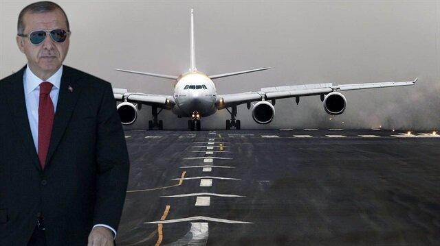 3.havalimanında 26 Şubat sürprizi
