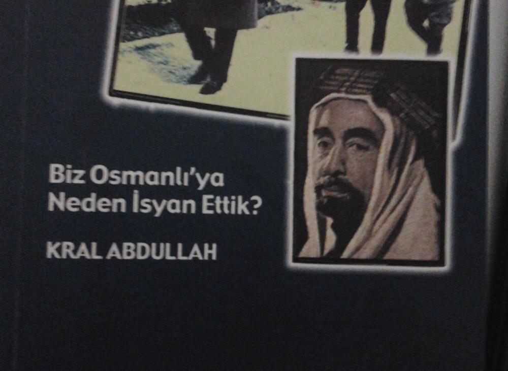 Kral Abdullah, ömrünün İstanbul'da geçen ilk yıllarından başlayarak, aynı zamanda hayat hikâyesini de anlatıyor.