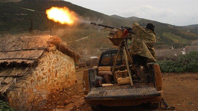 Erdogan slams U.S. 'support for Kurdish YPG fighters'