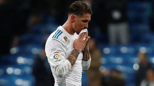 Ayrılığı Ramos açıkladı!