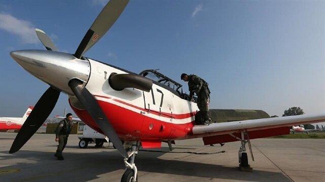 2 killed in western Turkey military aircraft crash
