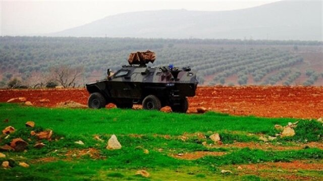 PKK/YPG terrorists 'neutralized' in Afrin operation, Turkish military says
