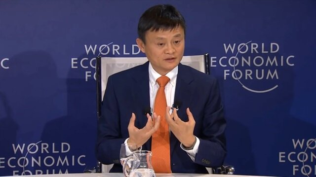 Alibaba.com'un kurucusu Jack Ma'dan çarpıcı tespitler