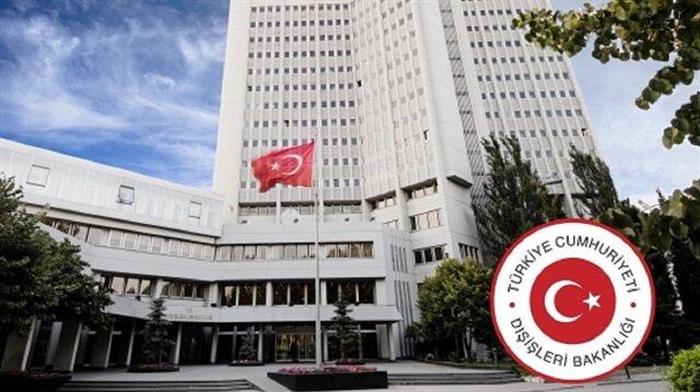 كيف ردّت الخارجية التركية على استفزاز وزير يونانيّ؟