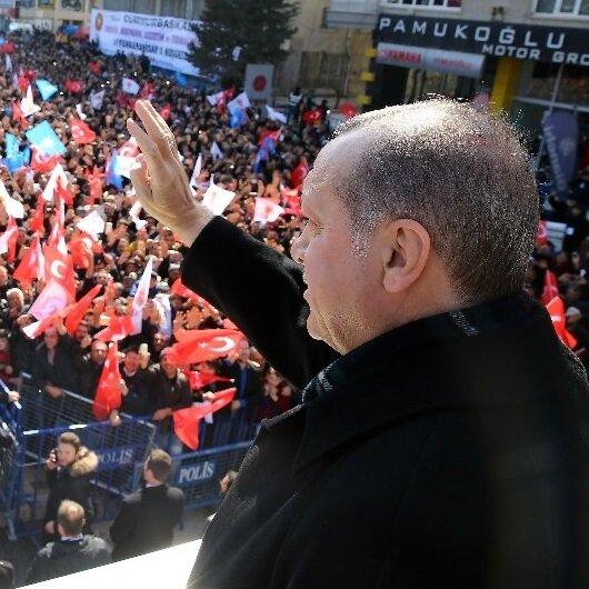 'Osmanlı <br>tokadını atarız'