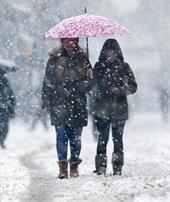 4 ile yoğun kar yağışı uyarısı
