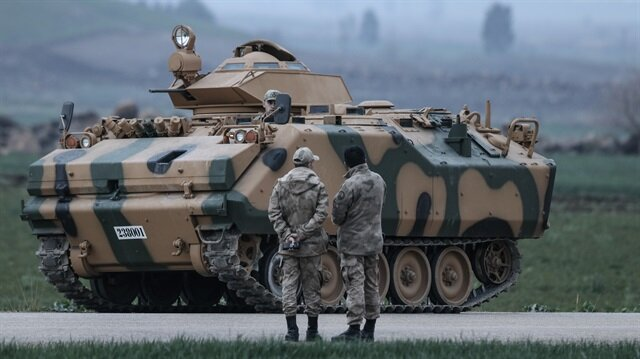 Turkey 'neutralises' over 1500 terrorists in Syria