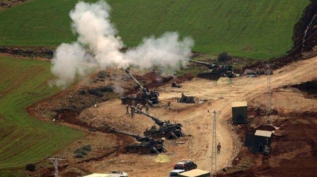 الجيش التركي: تحييد 1595 إرهابيًا منذ انطلاق عملية