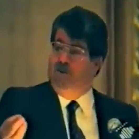 Merhum Özal'ın 2. Abdülhamid Han ile ilgili tarihi konuşması