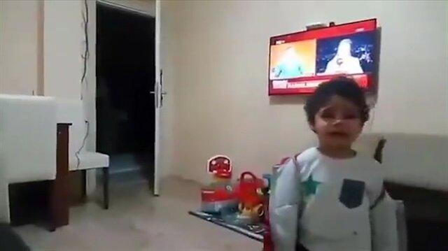 Hıçkırıklar içinde kalan çocuğun annesinden tepki çeken ceza