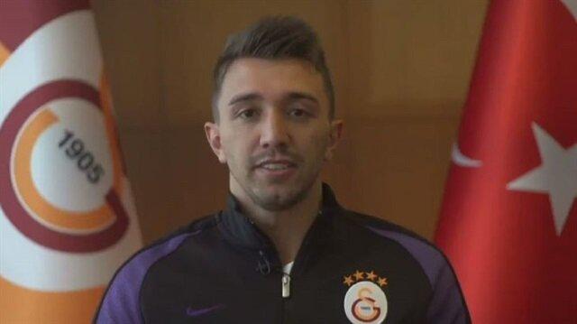 Galatasaray'dan Mehmetçiğe destek videosu