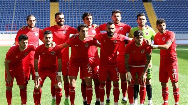 Mersin İdmanyurdu 2. Lig'e veda etti.
