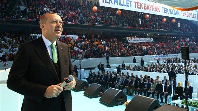 أردوغان: لا يمكننا التحلي بالصبر إزاء إطلاق إرهابيي