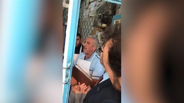 Kilis'te esnafın veresiye defterleri satın alınıyor