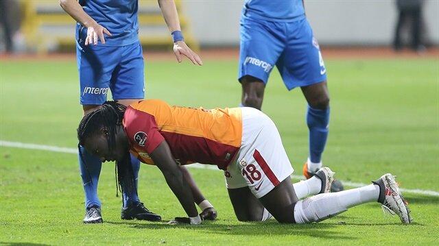 Bafetimbi Gomis futbolseverleri korkuttu