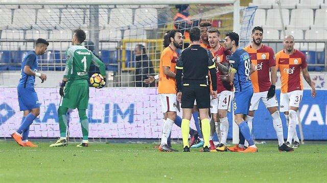 Galatasaray<br>koltuğu 'devretti'