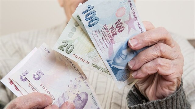 Yaşlılık maaşı yükseldi