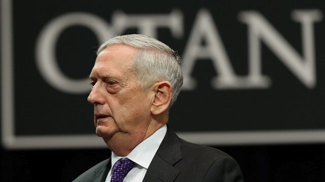 U.S. Secretary of Defense James Mattis