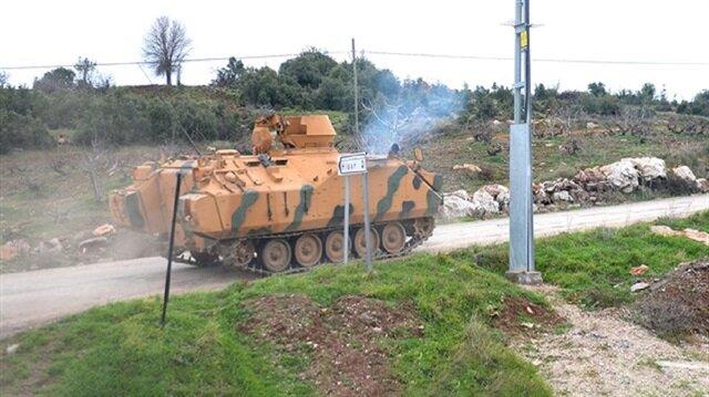استشهاد جندي تركي خلال عملية
