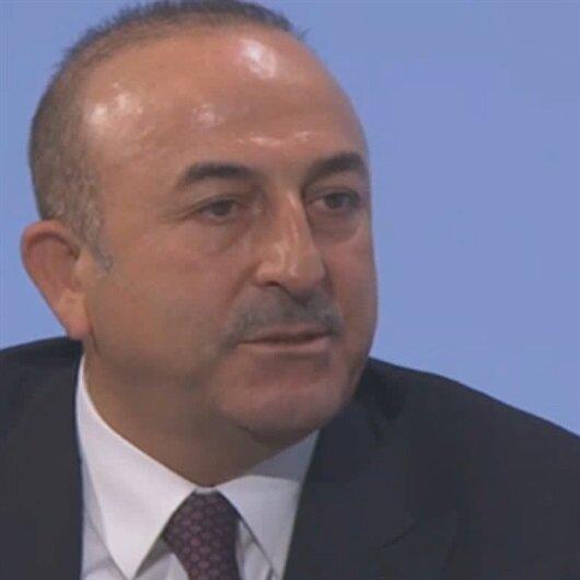 Mevlüt Çavuşoğlu'ndan Uluslararası sisteme tarihi cevap