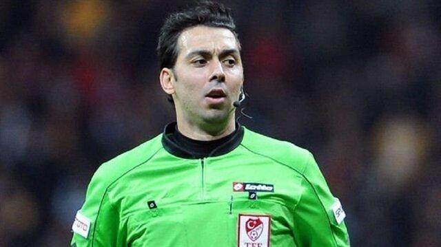 Abdullah Yılmaz: Beşiktaş maçının hakemi değiştirildi