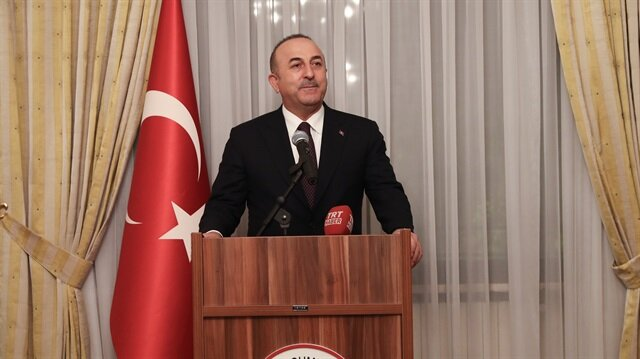 Turkish FM: No one can stop Turkish forces if Syrian regime enters Afrin to protect YPG