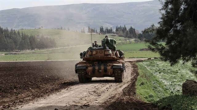 Afrin operation important for world's peace: Turkish MP