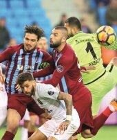 Trabzonspor kayıplarda