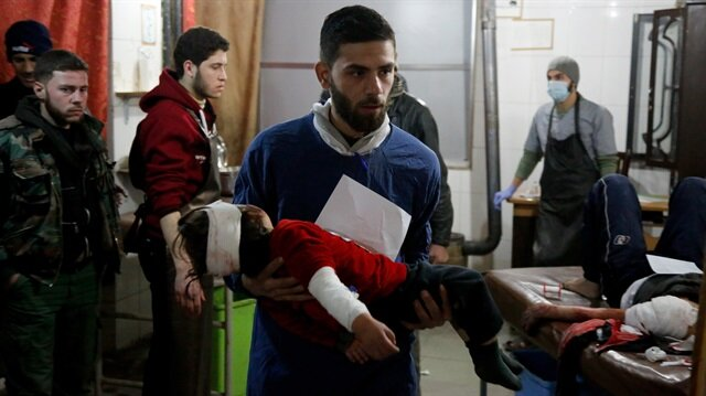 Syrian Observatory: 71 dead in eastern Ghouta in past day